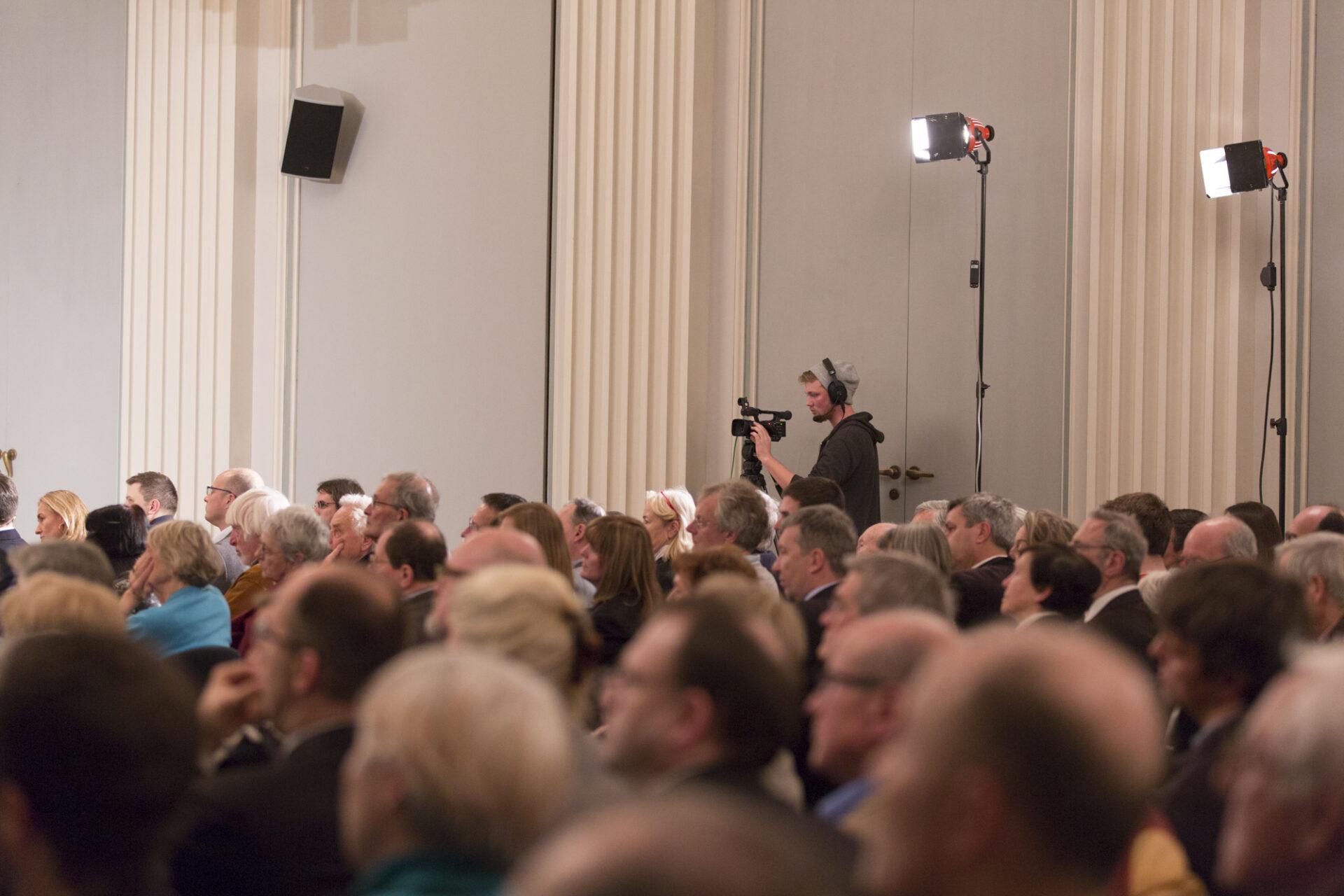 Livestream beim MCIR in München: Kann ein Tanker disruptiv werden?