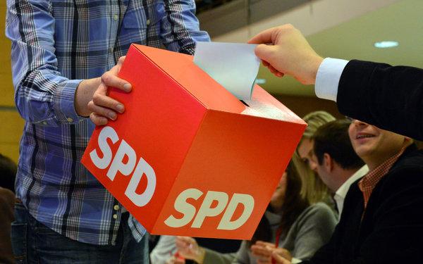 """Livestream der SPD Programmkonferenz """"Arbeit"""""""