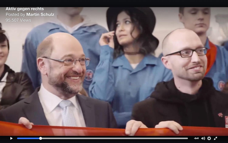 Video-Inhalte für Martin Schulz