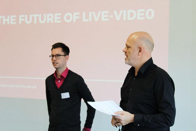Contentflow bei der EBU