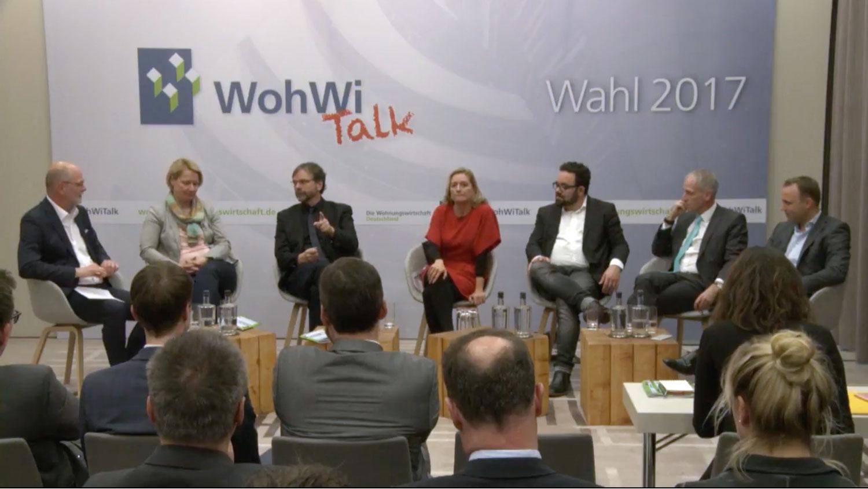 Der WohWi-Talk im Livestream