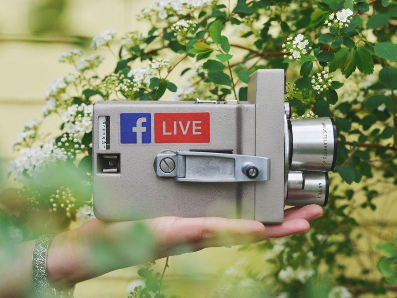 Mehrere Livestreams auf einer Facebook-Seite
