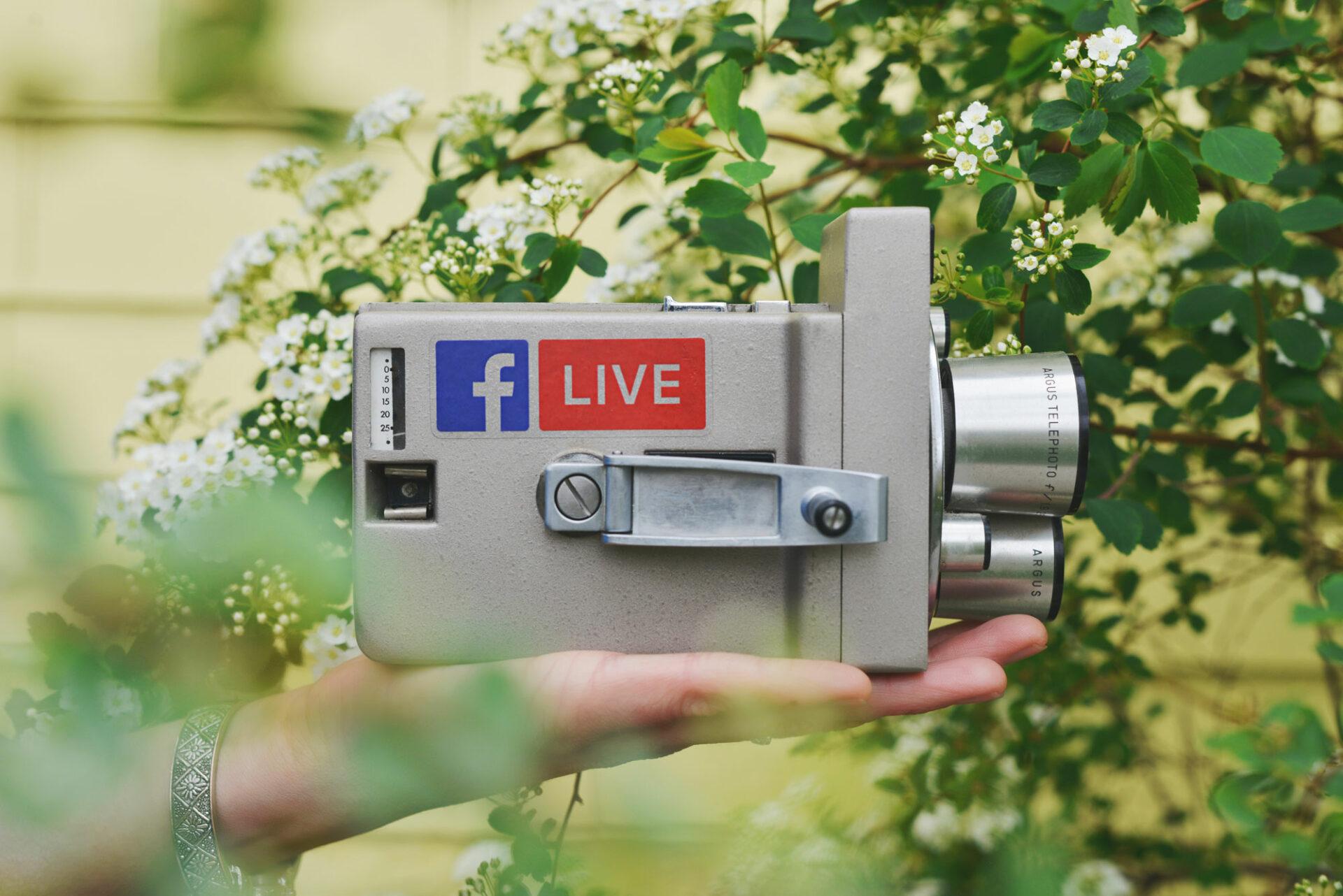 Änderungen im Newsfeed: Live-Video wird noch wichtiger