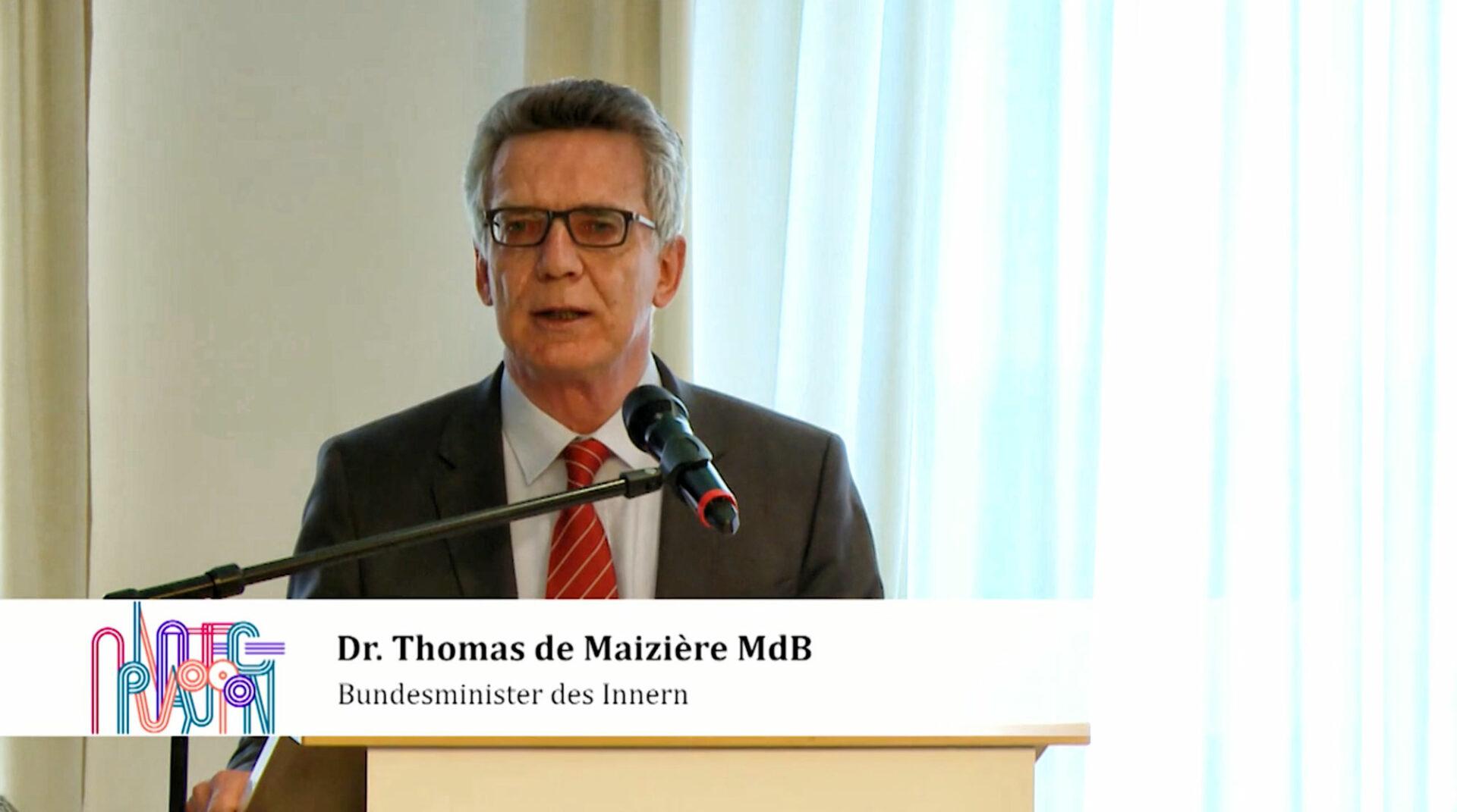 Livestream für den Deutschen Kulturrat