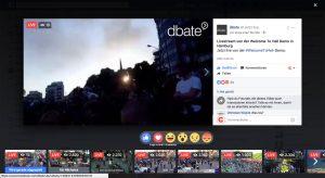 Livestream zum G20-Gipfel von dbate