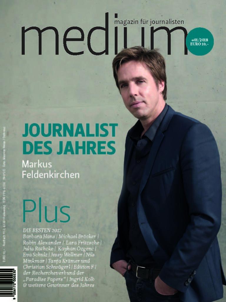 Contentflow im Medium Magazin