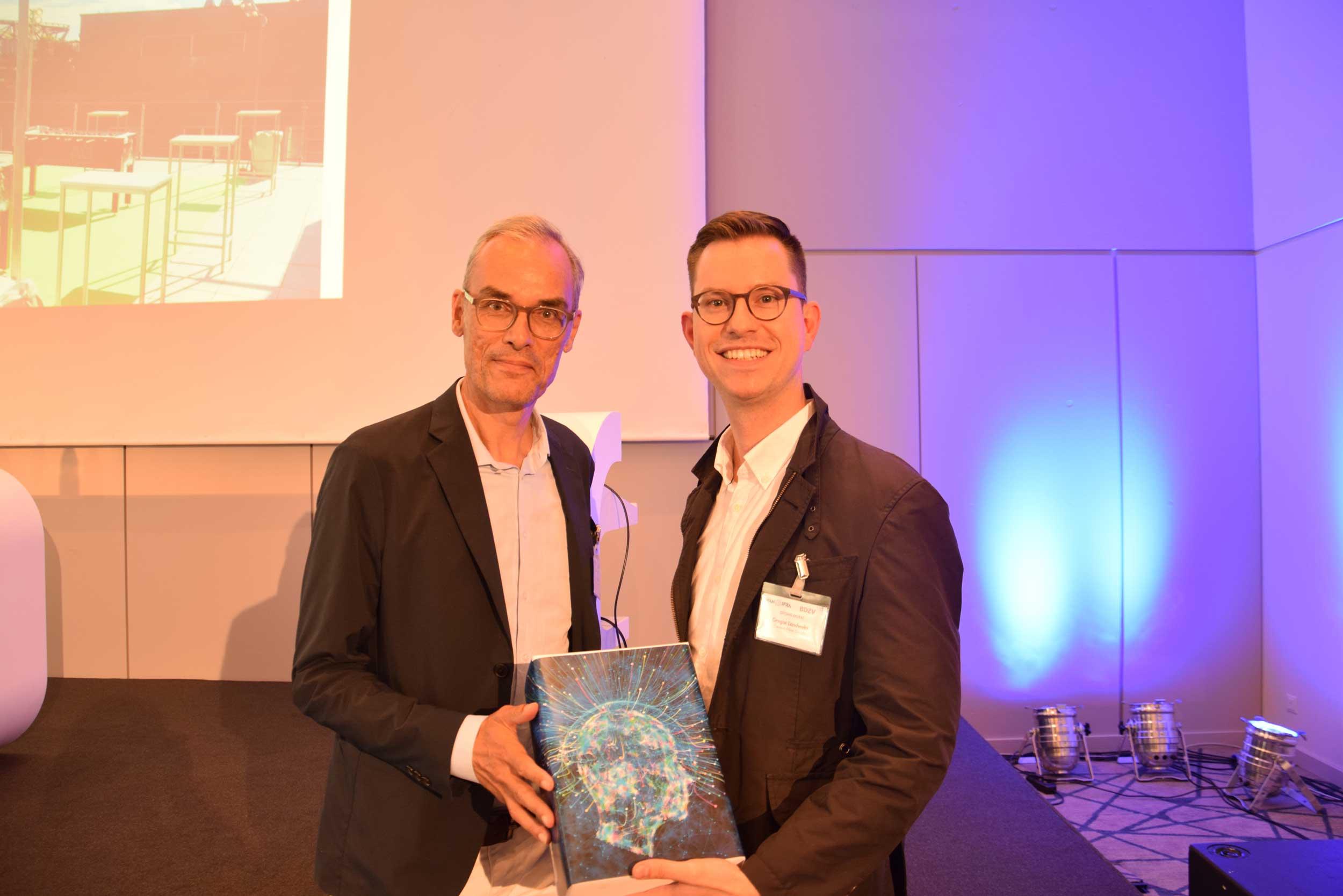 """Contentflow beim BDZV-Kongress """"Zeitung Digital"""""""