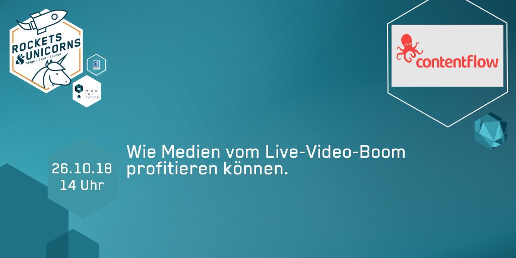 Contentflow bei den Medientagen München
