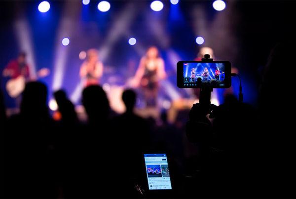 Livestreaming Event