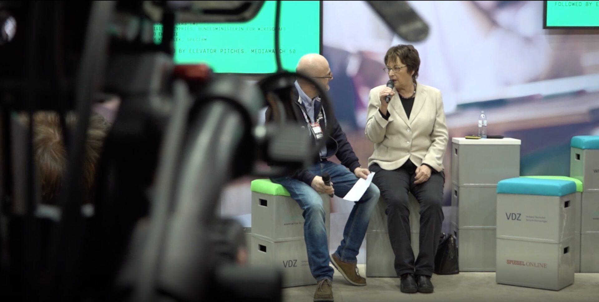 Video-Rückblick auf das Media Match bei den OMR
