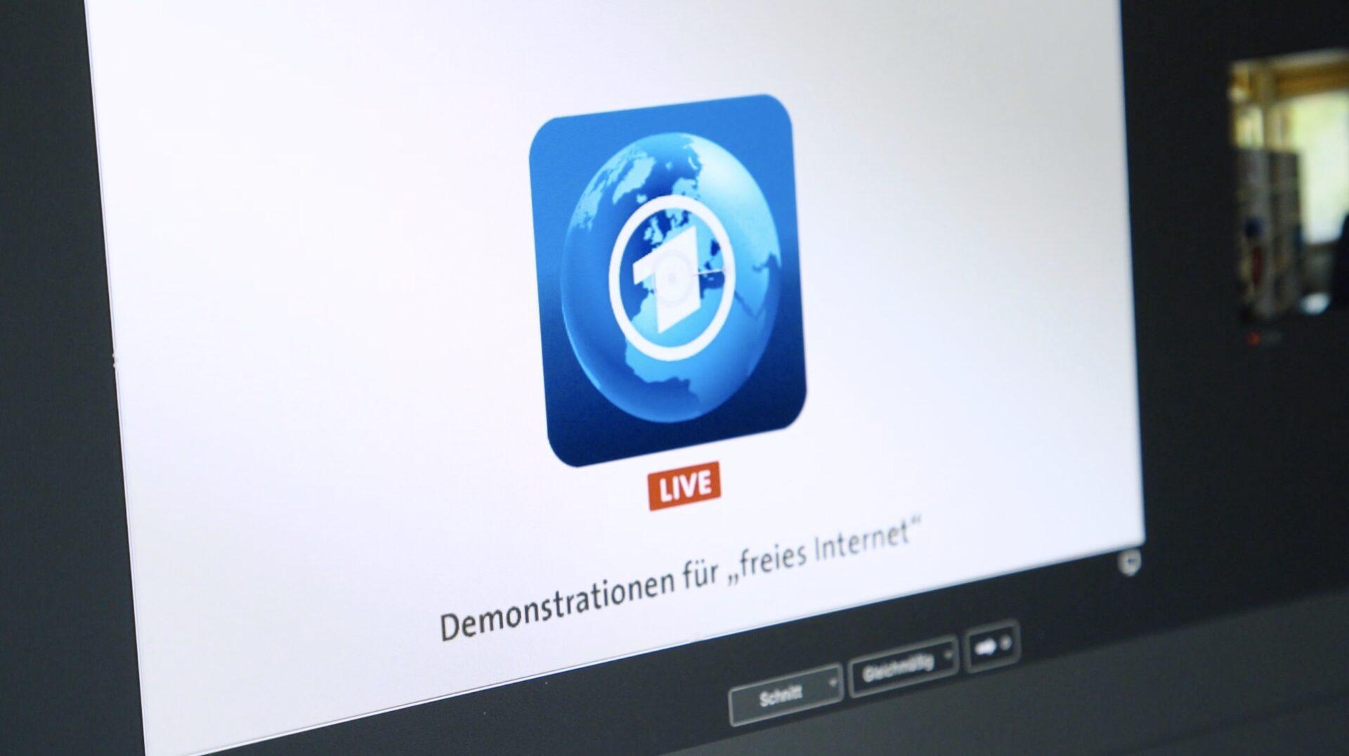 Tagesschau über Zusammenarbeit mit Contentflow