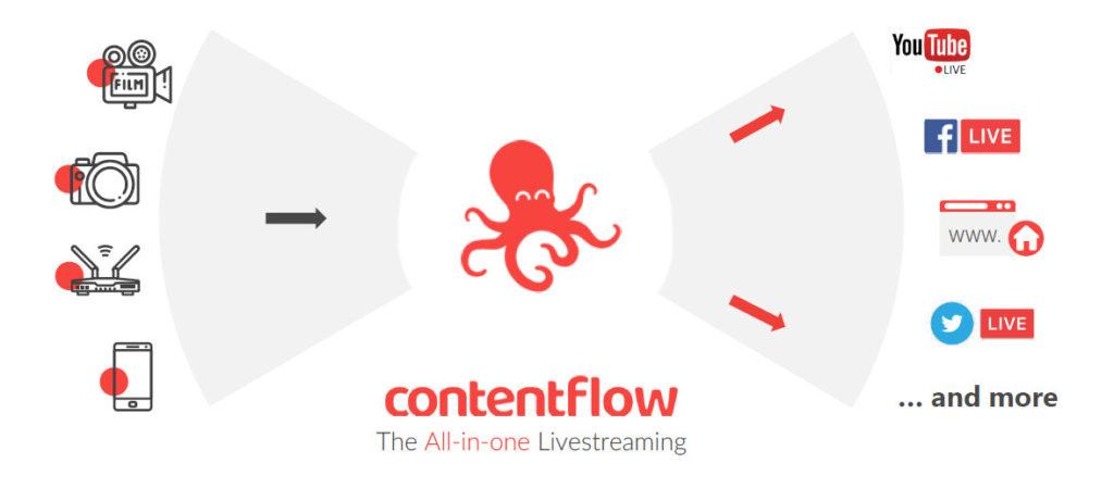 Livestream in eine Internetseite einbinden
