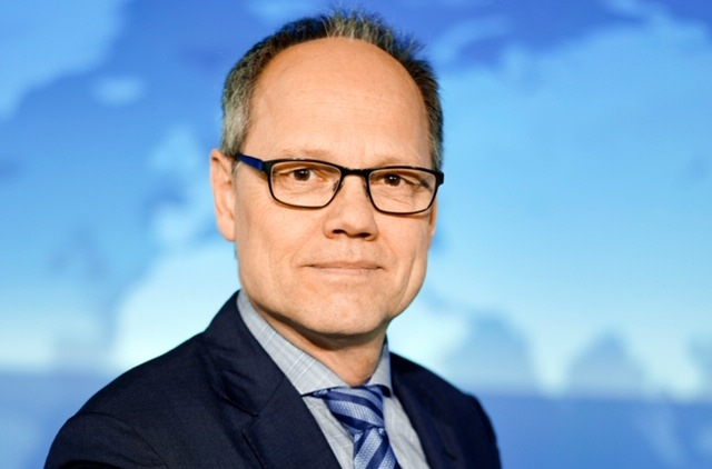 Prof. Dr. Kai Gniffke, Intendant des Südwestrundfunks