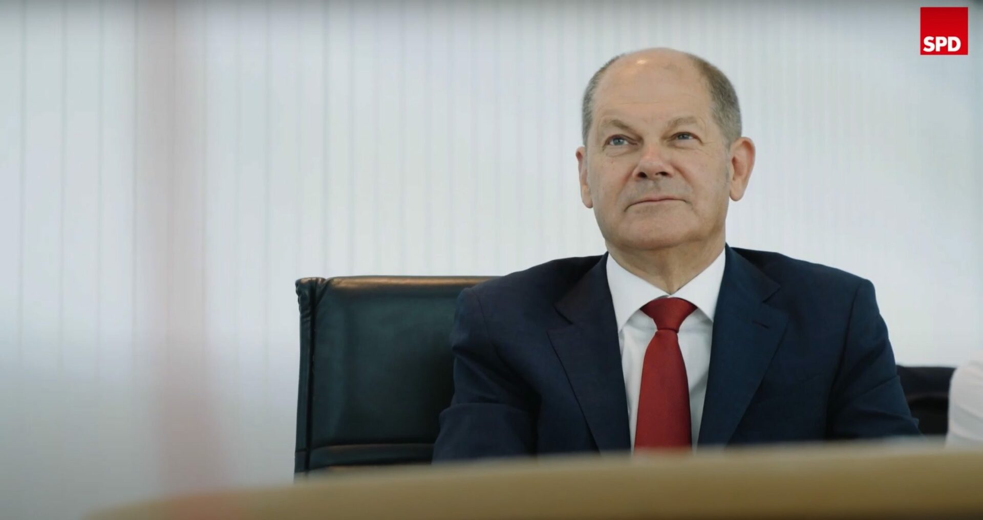 Social-Media-Videos für Olaf Scholz