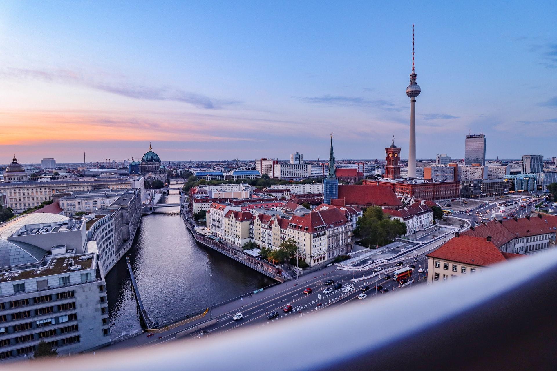 Förderung für hybride Events in Berlin – Kongressfonds Berlin