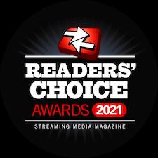 Readers Choice Awards Streaming Media